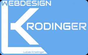 Logo Webdesign Krodinger